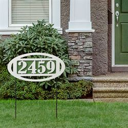 Fairway Classic Yard Address Stake