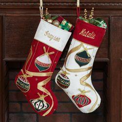 Christmas Ornaments Stocking