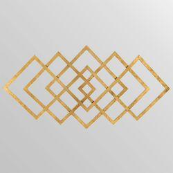 Diamond Grid Wall Art