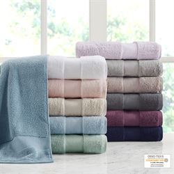 Turkish Cotton Bath Towel Set Six Piece Set