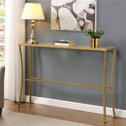 Callahan Console Table Gold