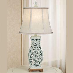 Starfish Table Lamp Aqua Mist
