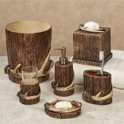 Antler Bath Accessories Multi Warm Six Piece Set