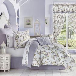 Rosemary II Comforter Set Wisteria
