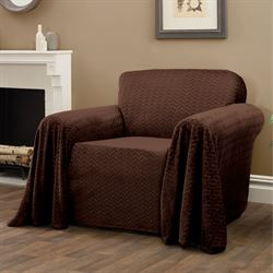 Foster Furniture Protector Throw Chair
