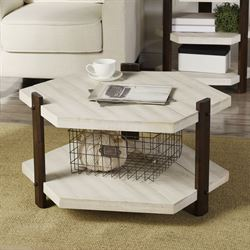 Harrison Coffee Table Off White