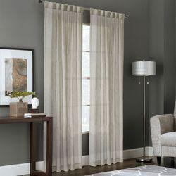Roselle Semi Sheer Curtain Panel