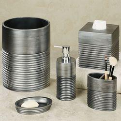 Ellis Lotion Soap Dispenser Silver