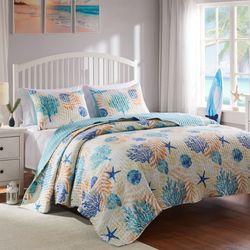 Montego Mini Quilt Set Multi Cool