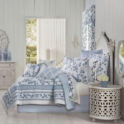 Rialto Comforter Set French Blue