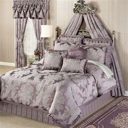 Ambience Comforter Set Wisteria