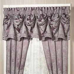 Ambience Tuck Valance Wisteria 90 x 20