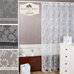 Yorkshire Lace Shower Curtain 72 x 72