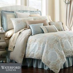 Jonet Comforter Set Ivory