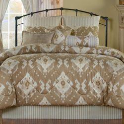 Alameda Comforter Set Tan