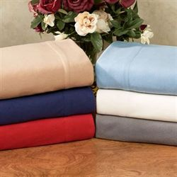 Winter Nights Microfleece Sheet Set