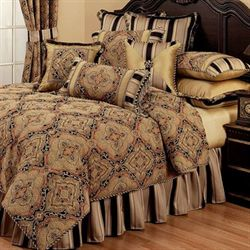 Ravel Comforter Set Multi Warm