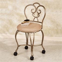 Lecia Vanity Chair