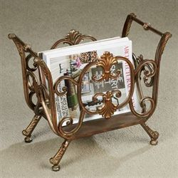 Stratton Magazine Rack