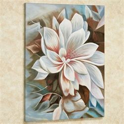 Bursting Beauty Magnolia Canvas Art Multi Cool