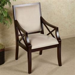 Beelman Accent Chair Beige