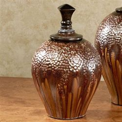 Golden Opulence Vase Small Multi Warm