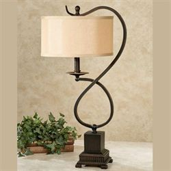 Modern Motions Table Lamp Dark Bronze