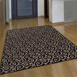 Lyrical Rectangle Rug