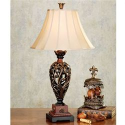 Brylie Table Lamp Antique Bronze