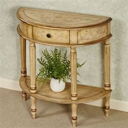 Baroness Console Table Cream