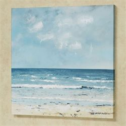 Tranquil View Canvas Wall Art Multi Cool