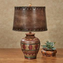Southwest home decor touch of class sarita sand southwest table lamp aloadofball Choice Image