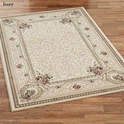 Imogene Garden Rectangle Rug
