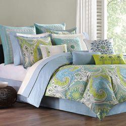 Sardinia Comforter Set Blue