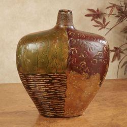 Calla Table Vase Multi Earth