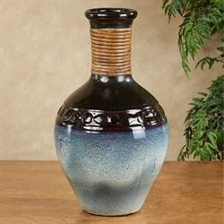 Derringer Table Vase Multi Earth