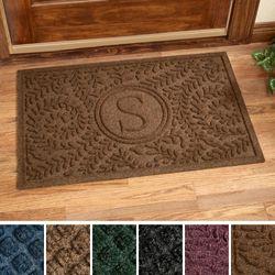 Auberon Monogram Doormat 110 x 3