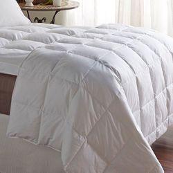 Hypoallergenic Down Comforter White