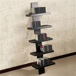 Layne Ladder Media Storage Rack