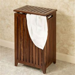 Jonas Teak Small Hamper