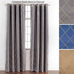 Envision Grommet Curtain Panel 54 x 84