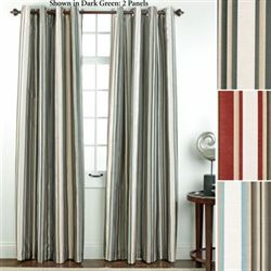 Serene Grommet Curtain Panel 54 x 84