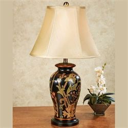 Zepra Table Lamp Black