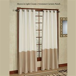 Kendallin Grommet Curtain Panel