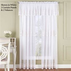 Malta Sheer Tailored Panel