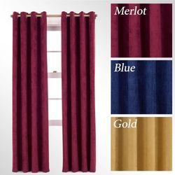 Cardiff Tailored Grommet Curtain Panel