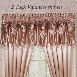 Portia Tuck Valance