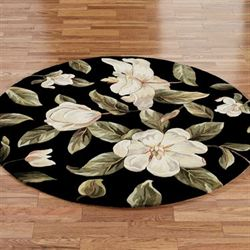 Southern Beauty Round Rug