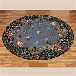 Round Rugs Touch Of Cl