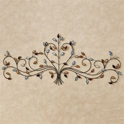 Jeweled Love Wall Grille Multi Earth